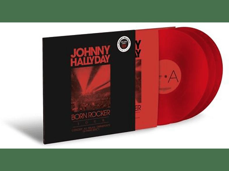 Johnny Hallyday - Born Rocker Tour (Live Bercy 2013) [Vinyl]