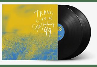 Travis - Live At Glastonbury '99 (2LP)  - (Vinyl)