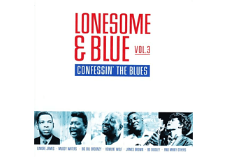 VARIOUS - Lonesome & Blue 3  - (CD)