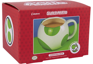Super Mario - Yoshi Ei 3D Becher