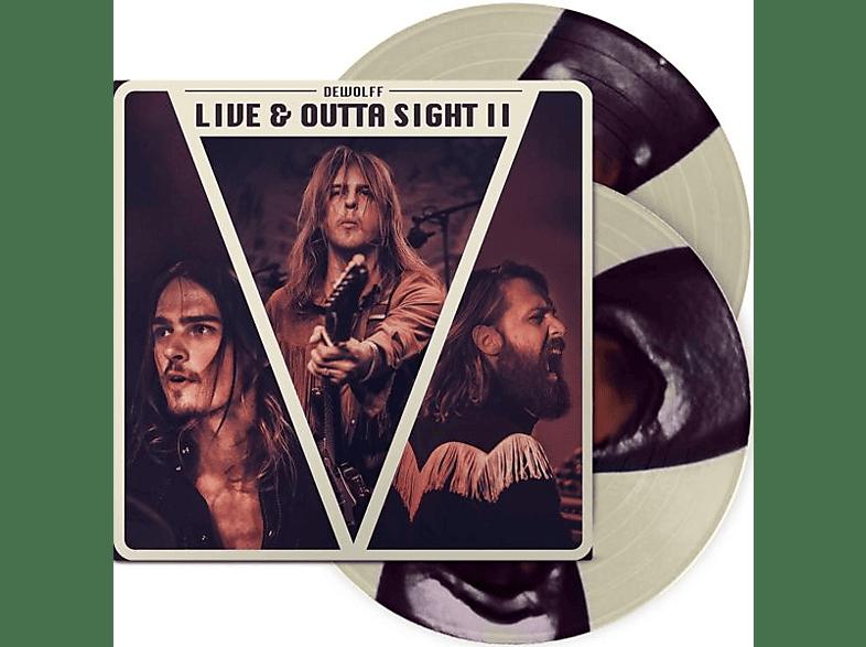 Dewolff - Live & Outta Sight II (Ltd.2LP 180 Gr.+MP3) [LP + Download]