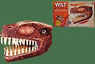SIMBA TOYS Wild Cards T-Rex Maske, Mehrfarbig