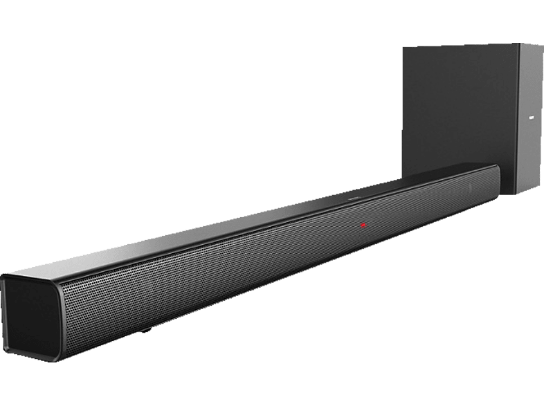PHILIPS HTL 1510B/12, Soundbar, Schwarz