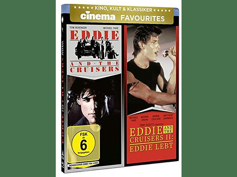 Eddie And The Cruisers 1+2 [Blu-ray]