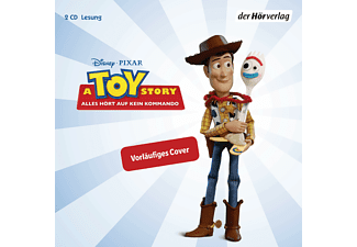 Toy Story - Toy Story-(4)Alles hört auf kein Kommando  - (CD)