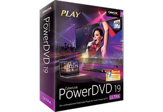 PC - PowerDVD 19 Ultra /D
