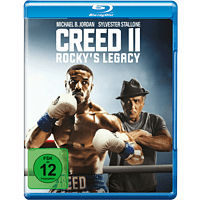 Creed 2: Rocky's Legacy [Blu-ray]