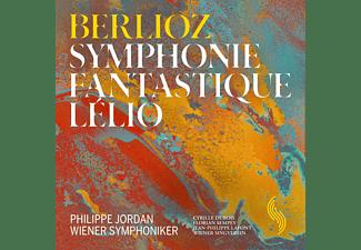 C. Dubois, F. Sempey, I. Marsoner, J.P. Lafont, Singverein der Gesellschaft der Musikfreunde,  P. Jordan, Wiener Symphoniker - Berlioz: Symphonie fantastique & Lelio  - (CD)
