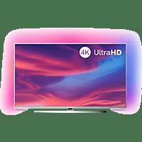 PHILIPS 65PUS7354/12 65 Zoll 4K UHD LED-Android TV mit 3-seitigem Ambilight