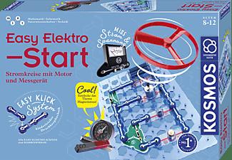 KOSMOS Easy Elektro-Start Experimentierkasten, Mehrfarbig