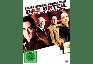 Das Urteil - Jeder ist käuflich DVD