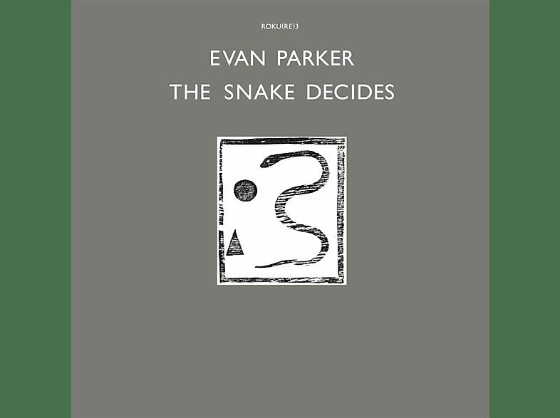 Evan Parker - The Snake Decides [Vinyl]