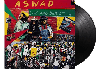 Aswad - Live And Direct  - (Vinyl)