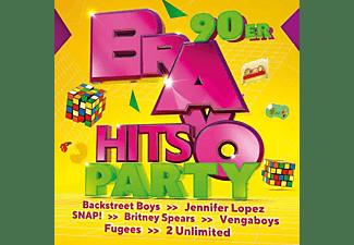 VARIOUS - BRAVO HITS PARTY-90ER  - (CD)