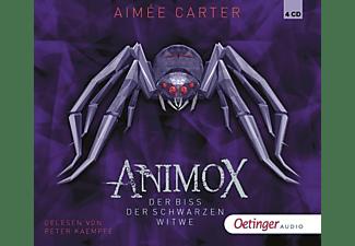 Aimee Carter - Animox.Schwarze Witwe (4)  - (CD)