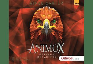 Aimee Carter - Animox.Flug des Adlers (5)  - (CD)