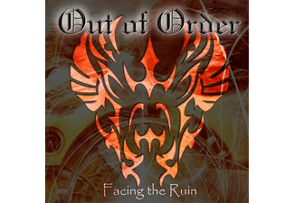 Out Of Order - Facing The Ruin  - (CD)