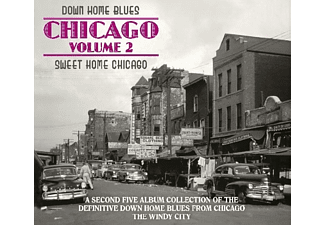 VARIOUS - Down Home Blues Chicago 2  - (CD)