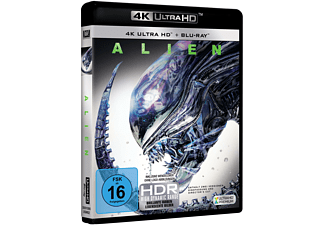 Alien 4K Ultra HD Blu-ray + Blu-ray