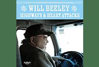 Will Beeley - Highways & Heart Attacks [CD]