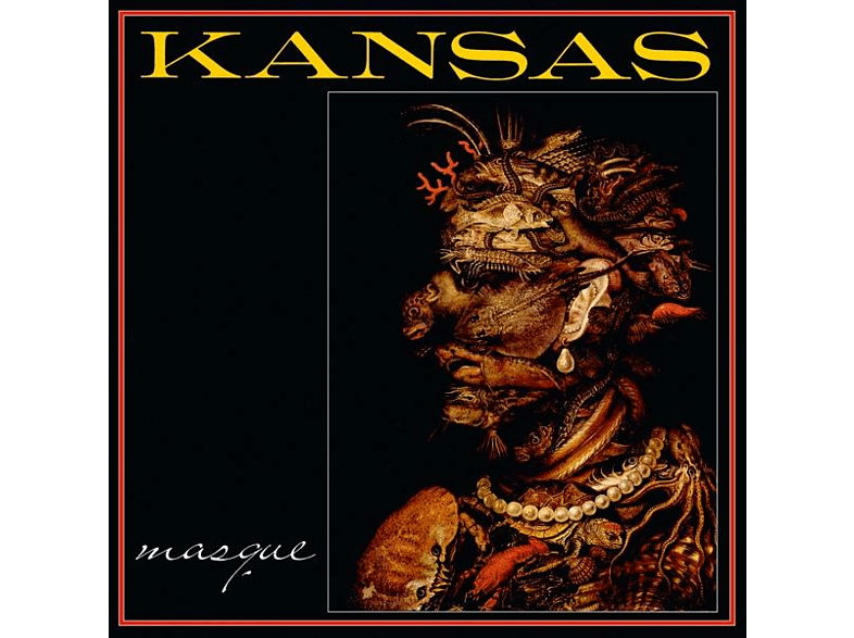 Kansas - Masques [Vinyl]