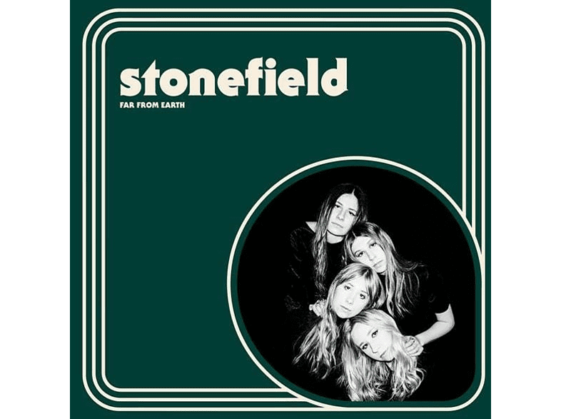 Stonefield - Far From Earth [CD]