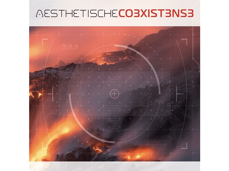 Aesthetische - Co3xist3ns3 [CD]