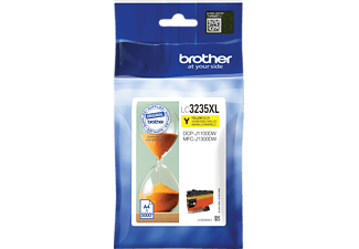 BROTHER LC-3235XL-Y Tintenpatrone Gelb
