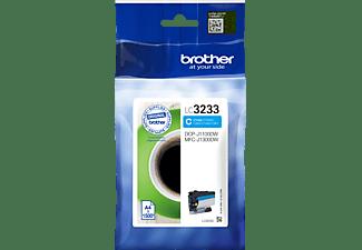 BROTHER LC-3233C Tintenpatrone Cyan