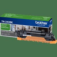 BROTHER TN-243BK Original Toner, Schwarz