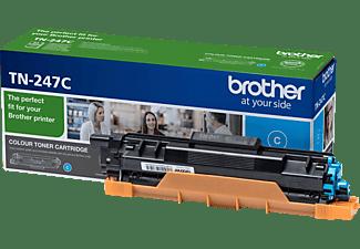 BROTHER TN-247C Original Toner Cyan