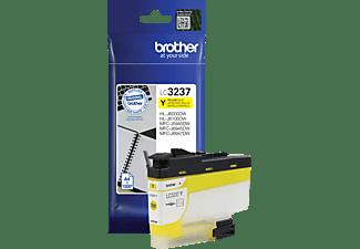 BROTHER LC-3237Y Tintenpatrone Gelb
