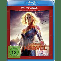 CAPTAIN MARVEL (+2D) [3D Blu-ray (+2D)]
