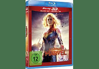 CAPTAIN MARVEL (+2D) 3D Blu-ray (+2D)