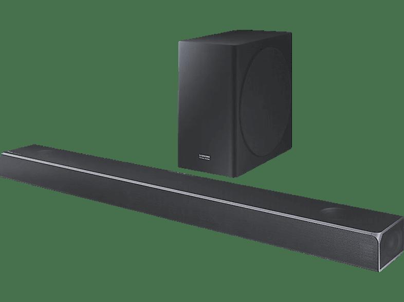 SAMSUNG HW-Q 80 R/ZG, Soundbar, Schieferschwarz