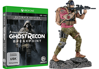 Tom Clancy's Ghost Recon: Breakpoint (Ultimate Edition) + Nomad Figur (ONLINE) - [Xbox One]