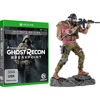 Tom Clancy's Ghost Recon: Breakpoint (Ultimate Edition) + Nomad Figur (ONLINE) [Xbox One]