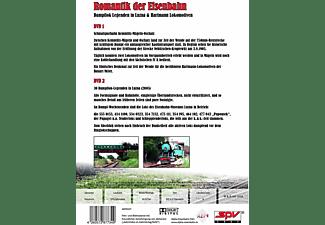Romantik der Eisenbahn - Dampflok Legenden in Luzna & Hartmann Lokomotiven DVD