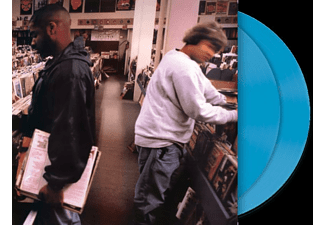 DJ Shadow ENDTROCUDING (LTD.BLUE ED.) Vinyl