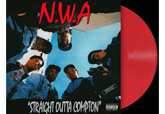 N.W.A STRAIGHT OUTTA COMPTON (LTD. RED ED) Vinyl