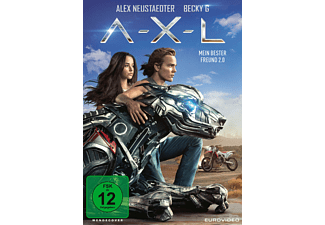 A.X.L DVD