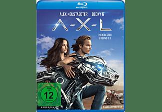 A.X.L Blu-ray