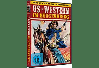 US Western - Im Bürgerkrieg DVD