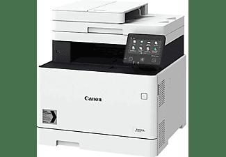 CANON Multifunktionsdrucker i-SENSYS MF746Cx, Farblaser, weiß (3101C019)