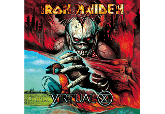 Iron Maiden - Virtual XI (Remastered) (CD)
