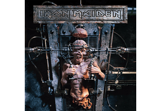 Iron Maiden - The X Factor (Remastered) (CD)