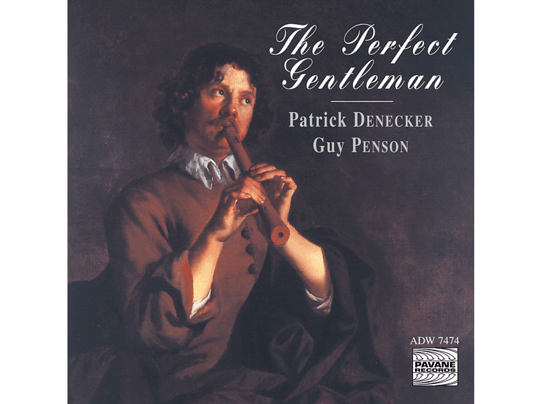 Patrick Denecker, Guy Penson - The Perfect Gentleman [CD]