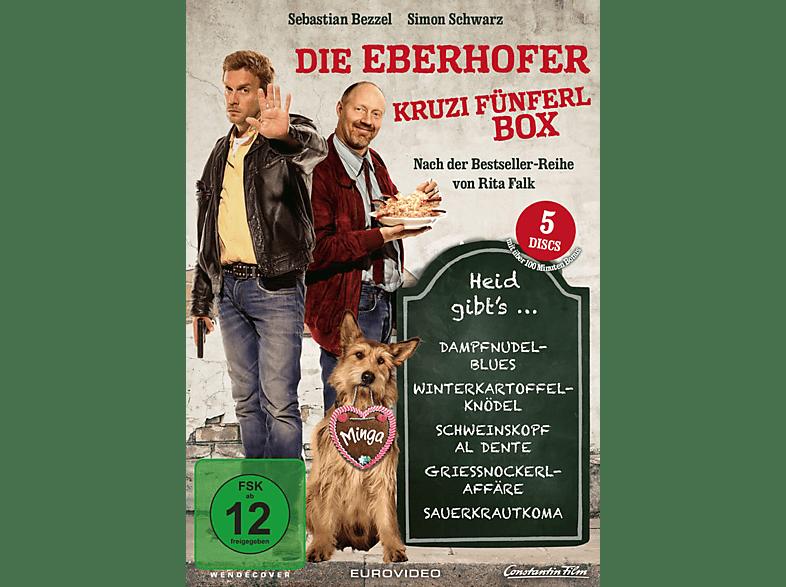 Die Eberhofer - Kruzifünferl Box [DVD]