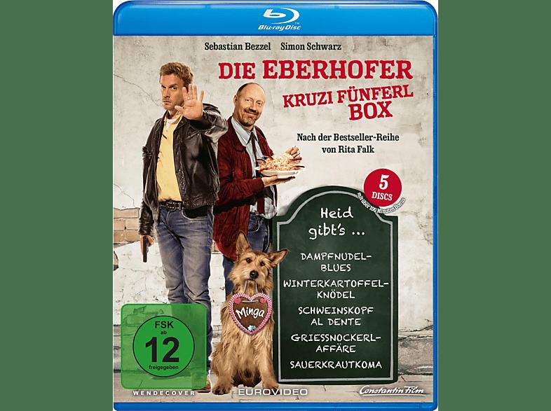 Die Eberhofer - Kruzifünferl Box [Blu-ray]