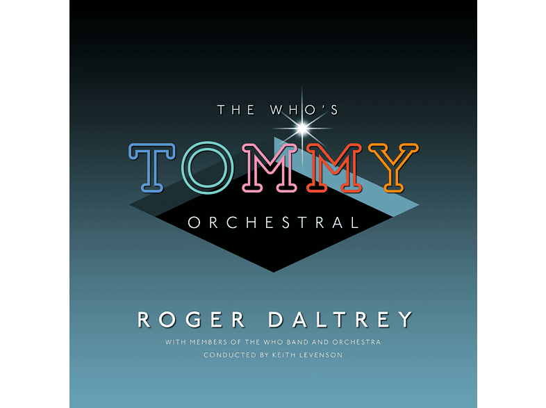 Roger Daltrey - THE WHO S TOMMY ORCHESTRAL [CD]